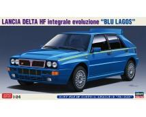Hasegawa 1:24 Lancia Delta HF Integrale Evo BLU LAGOS        20481