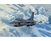 Revell 1:72 F-16D Tigermeet 2014 MODEL SET incl lijm kwasten en verf     63844