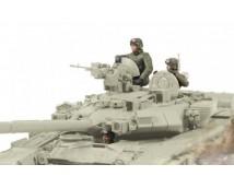 Zvezda 1:35 Russian Contemporary Tank Crew in protective equipment Cowboy        3684