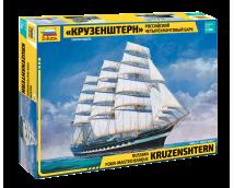 Zvezda 1:200 Krusenstern Sailingship        9045
