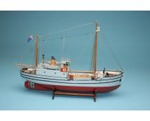 Billing Boats 1:72 St. Roch RCMP Artic Patrouille boot        BIL-605