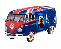 Revell 1:24 VW T1 MODEL SET -The Who-  incl. lijm en verf         05672