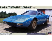 Hasegawa 1:24 Lancia Stratos HF Stradale 1972           21215