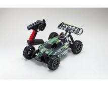Kyosho Inferno NEO 3.0 4WD 1:8 Buggy READYSET - GROEN