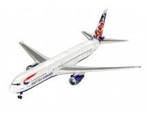 Revell 1:144 Boeing 767-300ER British Airways Chelsea Rose       03862