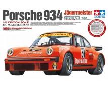 Tamiya 1:12 Porsche 934 Jagermeister 1976         12055