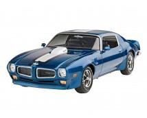 Revell 1:24 Pontiac Firebird 1970 MODEL SET incl lijm, verf, en kwasten        67672