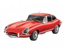 Revell 1:24 Jaguar E-Type MODEL SET incl lijm, verf en kwasten        67668