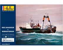 Heller 1:200 ROC Amadour + Bodasteinur TWIN SET (2 bouwkits)  HEL-85608