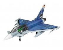 Revell 1:72 Eurofighter Luftwaffe 2020 Quadriga  MODEL SET incl. lijm verf en kwasten     63843