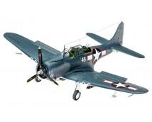 Revell 1:48 Dauntless SBD-5 Navyfighter        03869