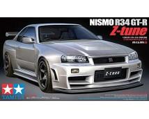Tamiya 1:24 Nissan R34 GT-R Z-Tune NISMO        24282
