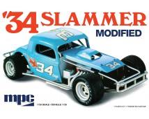 MPC 1:25 '34 Slammer Modified Stock Car