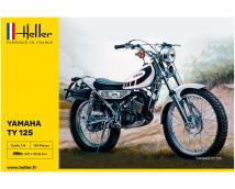 Heller 1:8 Yamaha TY125          80902