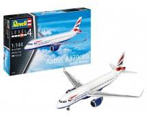 Revell 1:144 Airbus A320 neo British Airways        03840