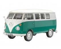 Revell 1:24 VW T1 Bus MODEL SET incl lijm, verf en kwasten       67675