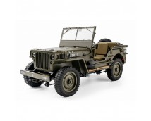ROC Hobby 1:12 Willys MB Jeep RTR