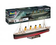 Revell 1:400 RMS Titanic TECHNIK Limited Edition        00458