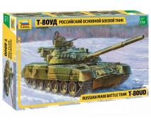 Zvezda T-80UD Russian Main Battle Tank        3591