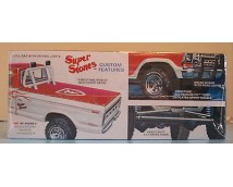AMT 1:25 Ford 4x4 Pickup 1978