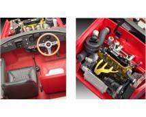 Revell 1:24 Mini Cooper Winner Monte Carlo 1964