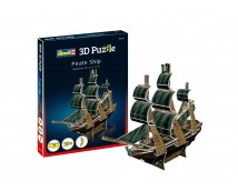 Revell 3D Puzzle Piratenschip