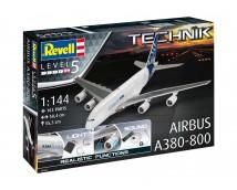Revell 1:144 Airbus A380-800 TECHNIK met licht en geluid