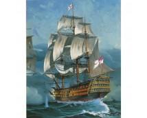 "Revell Cadeauset 1:225 Admiral Nelson Flagship ""Battle Of Trafalgar"""