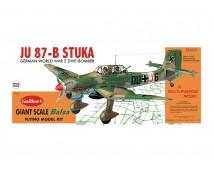 1:16  Guillow`s Junkers JU-87B Stuka 87 cm