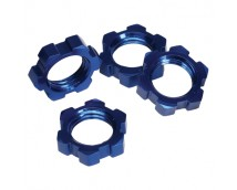 Traxxas Wheel nuts 1:8 17mm 4st.