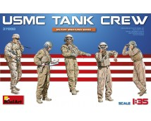 Mini Art 1:35 USMC Tank Crew