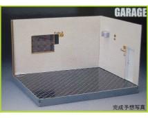 Fujimi 1:24 Garage and Tools