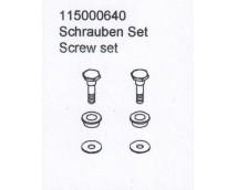 Ansmann Virus (Steering crank) Screw Set