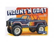 MPC 1:25 Jeep Commando Mount`n Goat