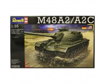 Revell  M48 A2/A2C