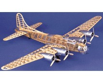 1:28 Guillow`s B-17G Flying Fortress 115cm