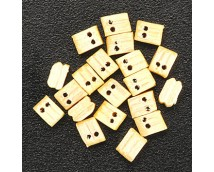 Constructo Block & Tackle 3mm 20 stuks