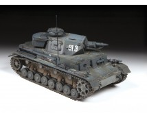 Zvezda 1:35 Panzer IV Ausf.E German Medium Tank