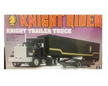 Aoshima 1:28 Knight Rider Trailer Truck