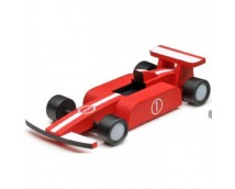 Artesania My First Wooden Kit FORMULA RACER Complete Set
