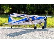 1:24 Guillows DHC-2 Beaver 60cm spanwijdte houten bouwkit