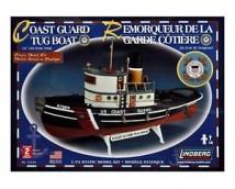 Lindberg 1:72 Coast Guard Tug Boat
