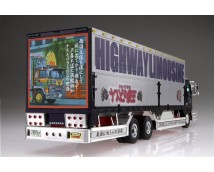 Aoshima 1:32 Truck Hino The King of Nasubi
