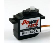Power HD 1600A Micro Servo 1,2kg/cm