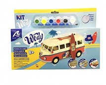 Artesania Wody Junior Kit  VW T1 Surf Van