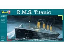 Revell 1:1200 RMS Titanic