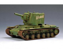 "Trumpeter 1:35 Russian KV-1C ""Big Turret"""