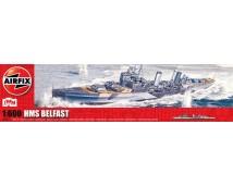 Airfix 1:600 HMS Belfast   A04212