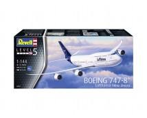 Revell 1:144 Boeing 747-8 Lufthansa