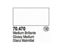 Vallejo Gloss Medium - Vinyl Acrylic Resin
